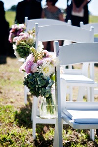 Wedding Reception Catering is included in all our wedding packages