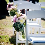 Chair at a Willowbank Wedding